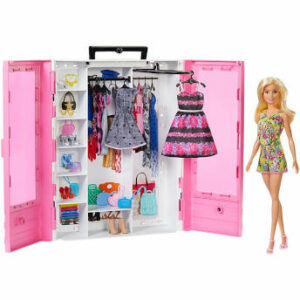 Barbie Superarmario con Muñeca Fashionista